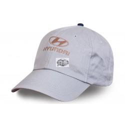 Бейсболка Hyundai ассортимент