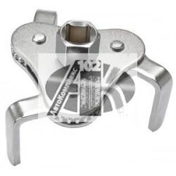 Съемник масляного фильтра КРАБ 65-120мм